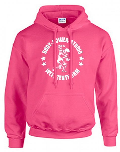 Body Power Studio - Pinker Unisex Hoodie