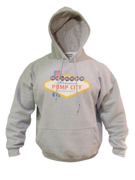Pump City - Herren Hoodie