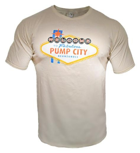 Pump City - Herren T-Shirt